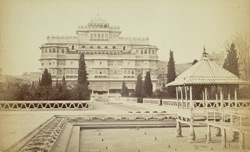 Palace of Maharajah, Jeypore, Rajpootana.